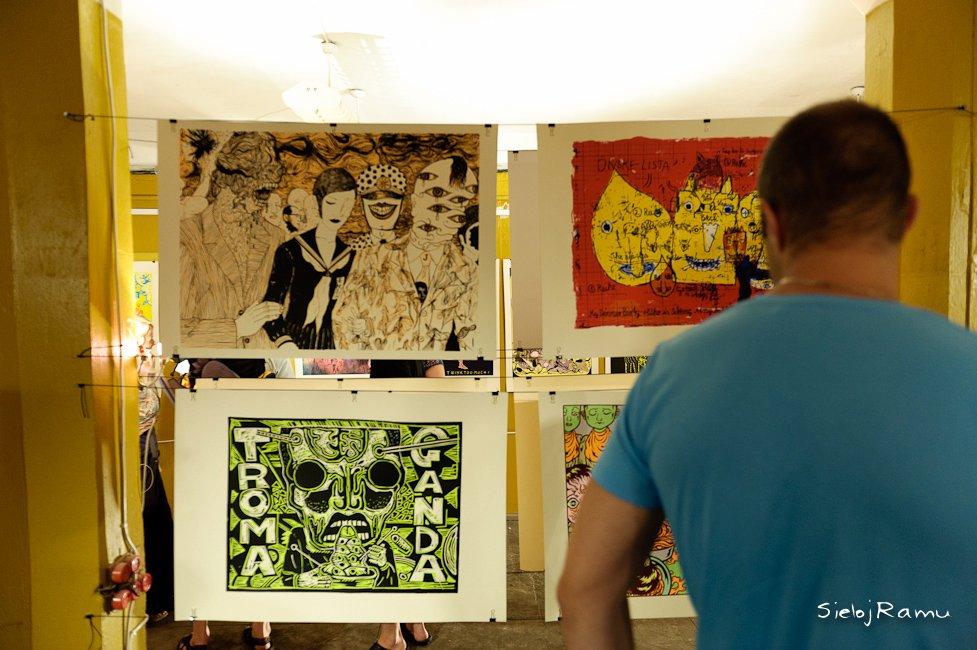 Art and Deco – DROP DEAD FESTIVAL